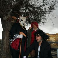 Elias Ainsworth, Chise Hatori and Ruth cosplay by Soulren