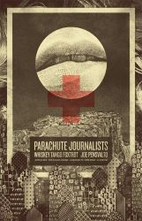 Parachute Journalists III by gomedia