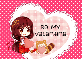 Be Mine by HelloPusa