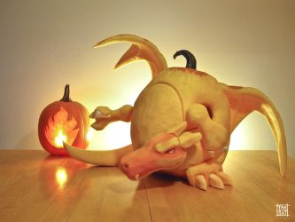 Charizard! by PunkBouncer