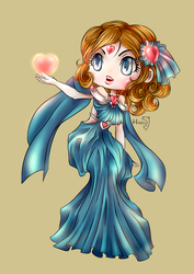 Arcmage LOVE 6 ID Card by HarukArt
