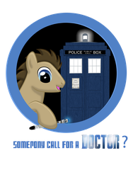 Doctor Whooves by AK71