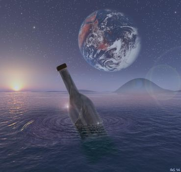 Message from Earth by Hera-of-Stockholm