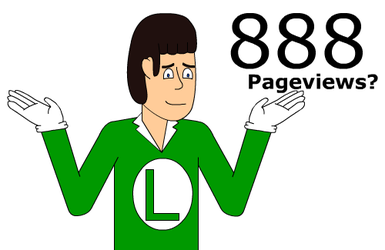 888 Pageviews? by Lengieal