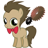 Doctor Whooves Time Turner Control Panel Icon (ICO by Nerve-Gas