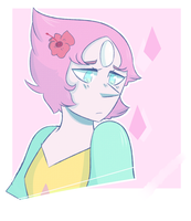 pearl but not splatoon pearl by Sparks710