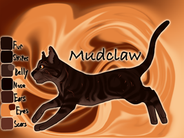 Mudclaw of WindClan - Starlight by Jayie-The-Hufflepuff