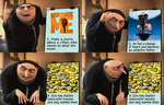 Gru's Plan by Fawfulthegreat64