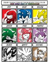 Color meme by QuietDuna