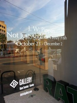 Oct 23rd Opening - District Gallery by JWPippen