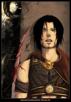 Prince of Persia - Time to die by kimiko