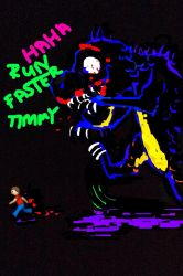 Run Faster Timmy-Snapchat by N4trs-pR1d3