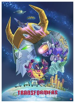 Transformers The Movie 30th Anniversary by CWingSyun