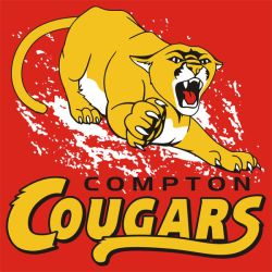 TX - Cougars Mascot by Schlady