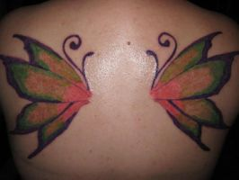 My Tattoo by MistressInsanity