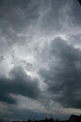 Stormy Sky 3 by pelleron-stock