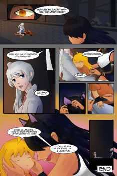 Rwby(LY)-The end of Vol3-Part3(End) by lucky1717123