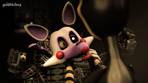 You are beautiful just as you are (SFM Wallpaper) by gold94chica