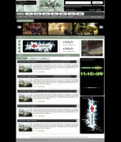 Games webdesign v2 by w3nky