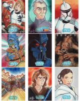 Topps Star Wars Sketch Cards 06 by KileyBeecher