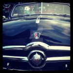1950 Blue Ford by Charlief43