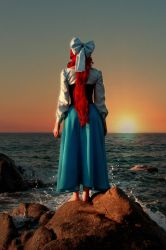 before the sunset on the third day by NikitaCosplay
