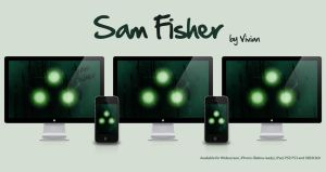 Sam Fisher by Gor0n