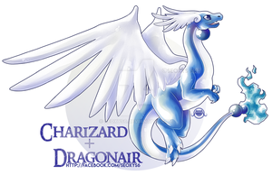 [Closed] Charizard X Dragonair by Seoxys6