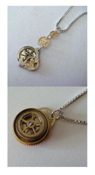 steampunk jewelry by fresh4u