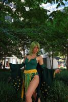 FFIV - Majestic Rydia by shadowhearts