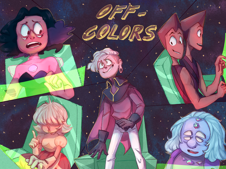 Off-Colors by Extreme-Hiatus