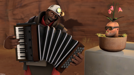 [SFM] Accordion Law by Zeiburg-spaps