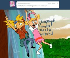 HA: Waterfall by InvisibleDeath