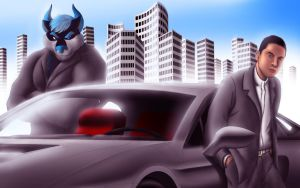 Agentes by Unreal-Forever