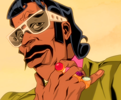 Black Dynamite: Tastey Freeze by ChaseConley