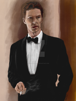 2018 Patrick Melrose by Splunge4Me2Art