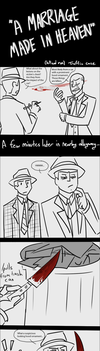 pro detective phelps by DragonRider13025