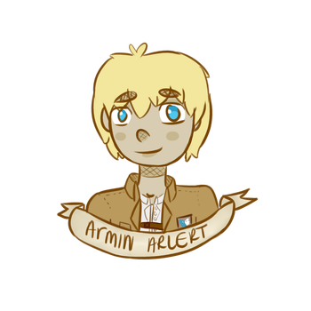 armin the babe by shimmer-thestral