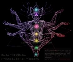 ASTRAL PROJECTION by swarooproy