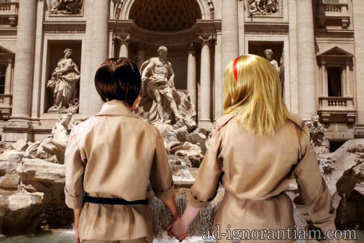 Roman Holiday by Abidos
