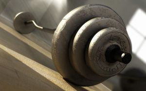 Dumbell by Hankins