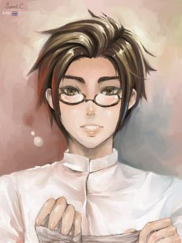 Axis Powers Hetalia-THAILAND by sweetcrescent