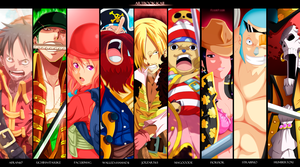 One Piece Z - Collab by FiorFior