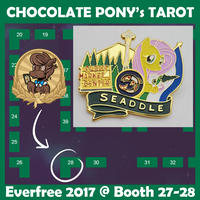 Vending at Everfree Northwest Booth 27-28 by SouthParkTaoist