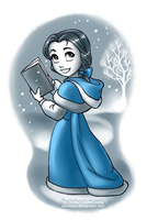 Winter Belle by daekazu