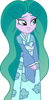 Mistmane Equestria Girl by CloudyGlow