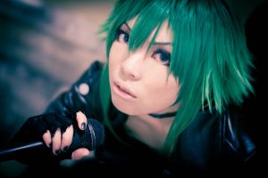 Vocaloid: Holography GUMI by Ayatenshi