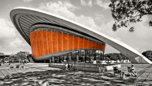 Berlin - Congress Hall by pingallery