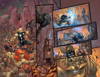 Ultimates4 - Spread by liquidology