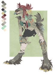 Hyena adopt #3 [CLOSED] by SpectraArts